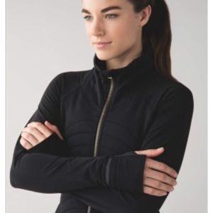 Lululemon Fleece Out Jacket--Black